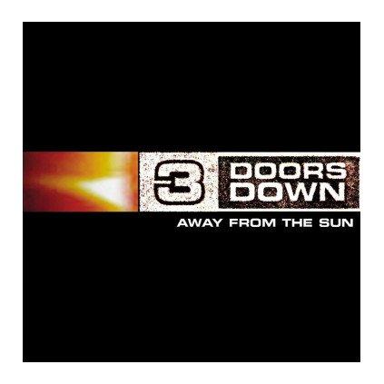 VINYLO.SK | 3 DOORS DOWN ♫ AWAY FROM THE SUN [2LP] 0602557902181
