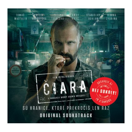 VINYLO.SK | OST ♫ ČIARA (ORIGINAL SOUNDTRACK) [CD] 0602557940695