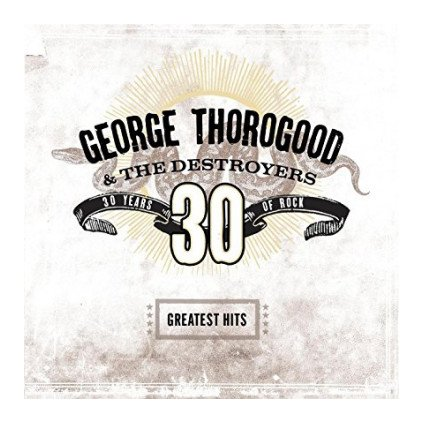 VINYLO.SK | THOROGOOD GEORGE ♫ GREATEST HITS [2LP] 0602567252610