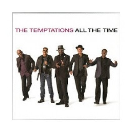 VINYLO.SK   TEMPTATIONS ♫ ALL THE TIME [CD] 0602567318217