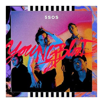VINYLO.SK | 5 SECONDS OF SUMMER ♫ YOUNGBLOOD / Deluxe [CD] 0602567482239