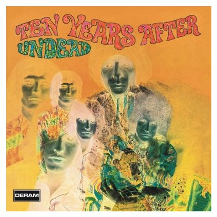 VINYLO.SK   TEN YEARS AFTER - UNDEAD =EXPANDED= (2LP)180 GRAM / GATEFOLD / ETCHED D-SIDE / REMASTERED AUDIO