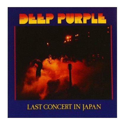 VINYLO.SK | DEEP PURPLE ♫ LAST CONCERT IN JAPAN / Limited Edition / PURPLE VINYL [LP] 0602567501107