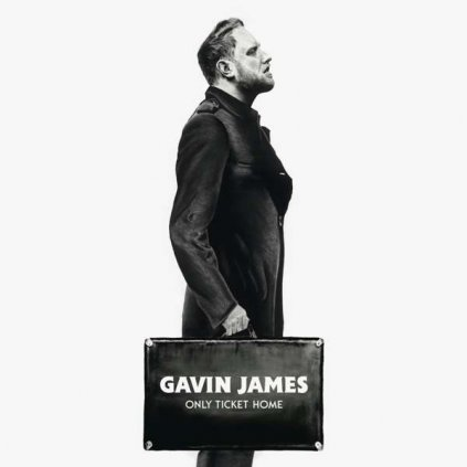 VINYLO.SK | JAMES, GAVIN - ONLY TICKET HOME [CD]
