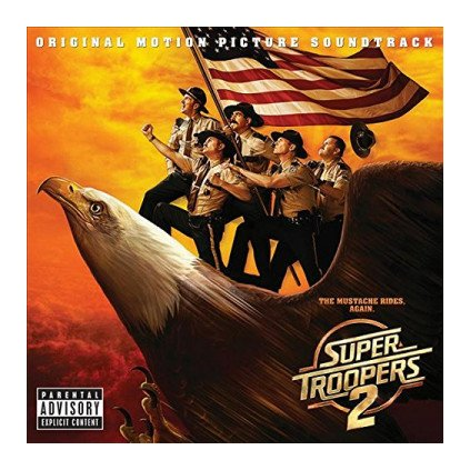 VINYLO.SK | OST ♫ SUPER TROOPERS 2 [CD] 0602567521099