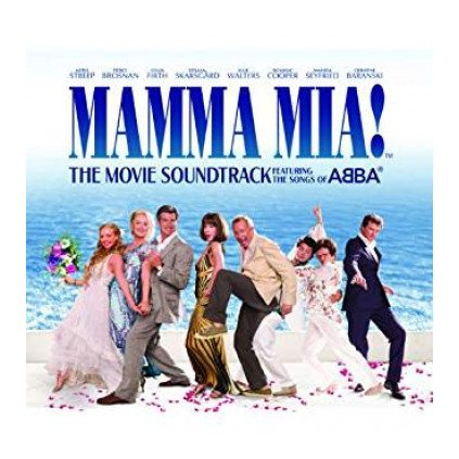 VINYLO.SK | OST ♫ MAMMA MIA! - THE MOVIE [2LP] 0602567549499