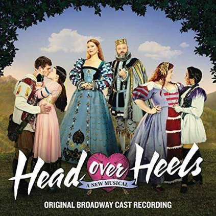VINYLO.SK | MUSICAL - HEAD OVER HEELS / Bonus Track [CD]