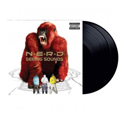 VINYLO.SK | N.E.R.D ♫ SEEING SOUNDS [2LP] 0602567630340