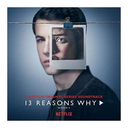 VINYLO.SK | OST ♫ 13 REASONS WHY SEASON 2 [CD] 0602567682943