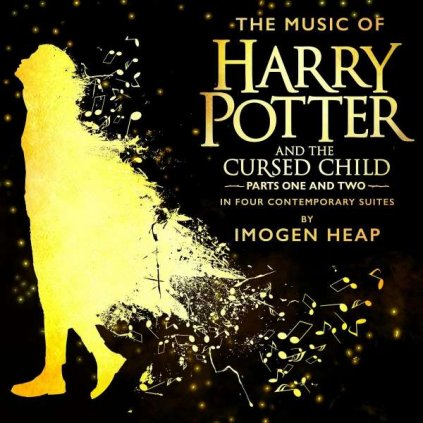 VINYLO.SK | MUSICAL - THE MUSIC OF HARRY POTTER AND THE CURSED CHILD [CD]