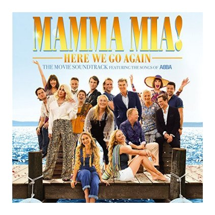 VINYLO.SK | OST ♫ MAMMA MIA! HERE WE GO AGAIN (THE MOVIE SOUNDTRACK FEATURING THE SONGS OF ABBA) [2LP] 0602567693253