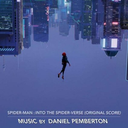 VINYLO.SK | OST - SPIDER-MAN: INTO THE SPIDER-VERSE [CD]