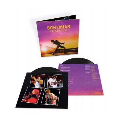 VINYLO.SK | QUEEN ♫ BOHEMIAN RHAPSODY (THE ORIGINAL SOUNDTRACK) [2LP] 0602567988724