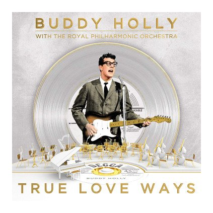 VINYLO.SK | HOLLY BUDDY ♫ TRUE LOVE WAYS [LP] 0602577021732