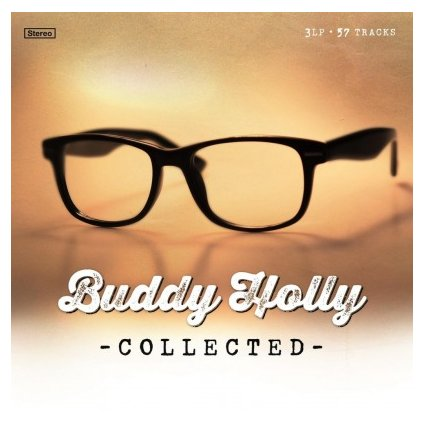 VINYLO.SK | HOLLY, BUDDY - COLLECTED (3LP)180GR./4P INSERT/57 TRACKS
