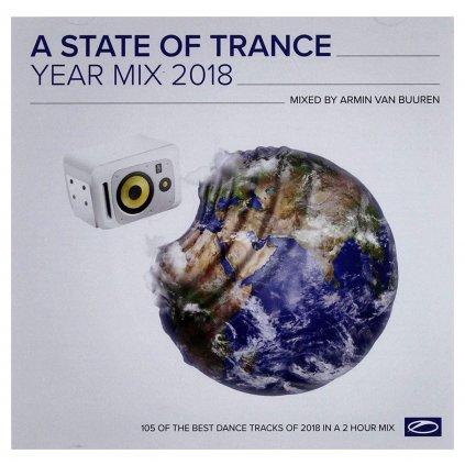 Buuren Armin Van ♫ A State Of Trance Year Mix 2018 [2CD]