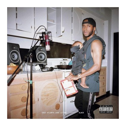 VINYLO.SK | 6LACK ♫ EAST ATLANTA LOVE LETTER [LP] 0602577118166