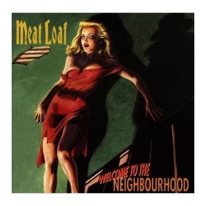 VINYLO.SK | MEAT LOAF ♫ WELCOME TO THE NEIGHBORHOOD [2LP] 0602577197918