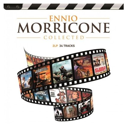 VINYLO.SK | MORRICONE, ENNIO - COLLECTED (2LP)180 GRAM AUDIOPHILE VINYL / GATEFOLD SLEEVE