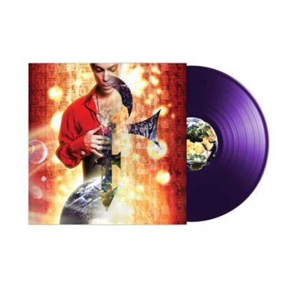 VINYLO.SK | PRINCE - PLANET EARTH / Limited / Colored [LP]