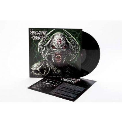 VINYLO.SK | MALEVOLENT CREATION - THE 13TH BEAST / HQ [LP]