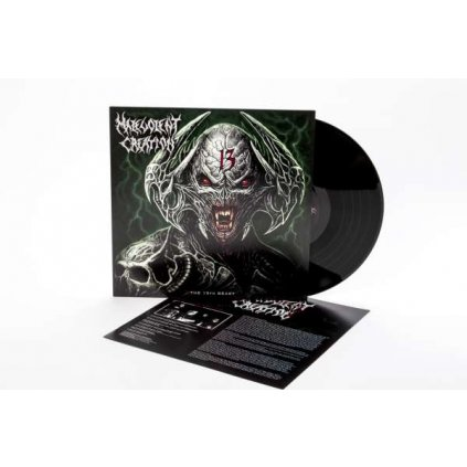 VINYLO.SK | MALEVOLENT CREATION - THE 13TH BEAST / HQ [LP]