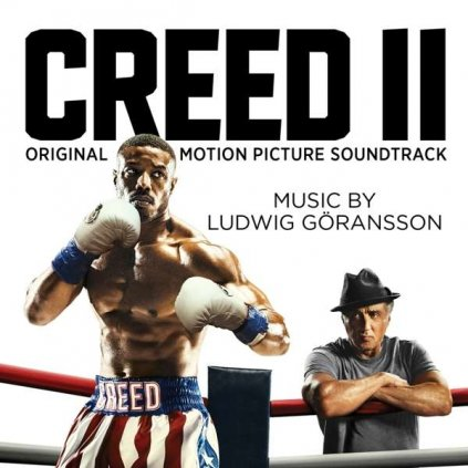 VINYLO.SK | OST - CREED II [CD]
