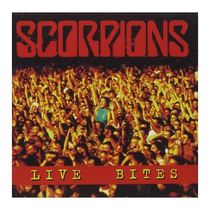 VINYLO.SK   SCORPIONS ♫ LIVE BITES [2LP] 0602577830860