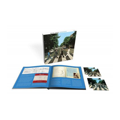VINYLO.SK | BEATLES, THE ♫ ABBEY ROAD / Limited [3CD + Blu-Ray AUDIO] 0602577921124