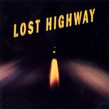 OST ♫ LOST HIGHWAY [CD]