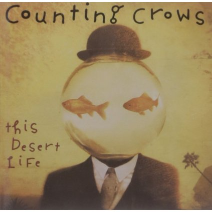 COUNTING CROWS ♫ THIS DESERT LIFE [CD]