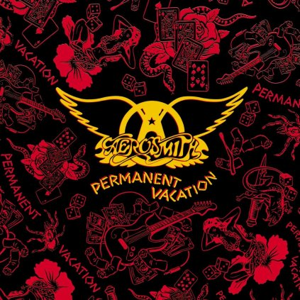 AEROSMITH ♫ PERMANENT VACATION [CD]