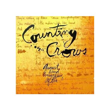 VINYLO.SK | COUNTING CROWS ♫ AUGUST AND EVERYTHING AFTER [CD] 0720642452820