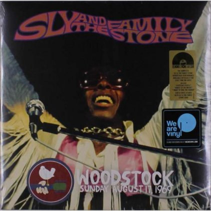 VINYLO.SK | SLY & THE FAMILY STONE - THE WOODSTOCK EXPERIENCE [2LP]