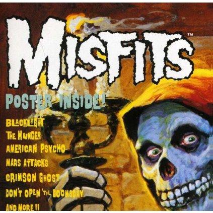 VINYLO.SK | MISFITS ♫ AMERICAN PSYCHO [CD] 0720642493922