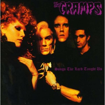 VINYLO.SK | CRAMPS ♫ SONGS THE LORD TAUGHT US [CD] 0724349383623