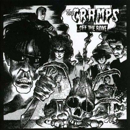 VINYLO.SK | CRAMPS ♫ OFF THE BONE [CD] 0724349383722