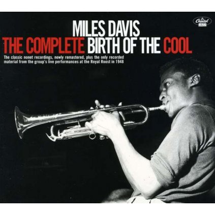 VINYLO.SK   DAVIS MILES ♫ THE COMPLETE BIRTH OF THE COOL [CD] 0724349455023