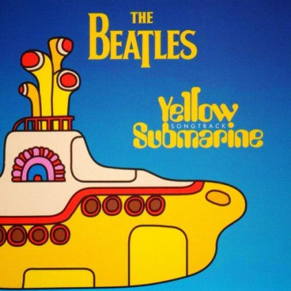 VINYLO.SK | BEATLES, THE ♫ YELLOW SUBMARINE / NEW EDIT. [LP] 0724352148110
