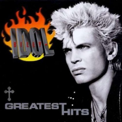 VINYLO.SK | IDOL, BILLY ♫ GREATEST HITS [CD] 0724352881222