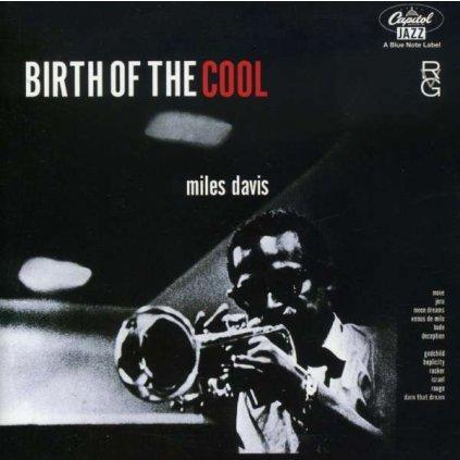 VINYLO.SK | DAVIS MILES ♫ BIRTH OF THE COOL [CD] 0724353011727
