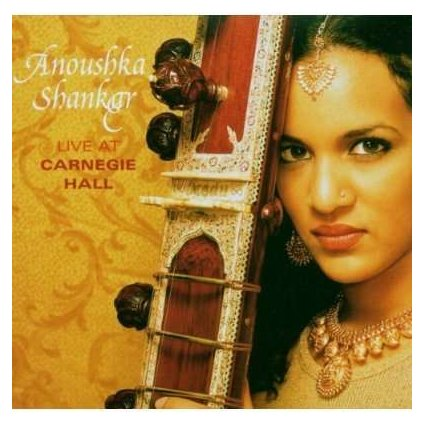 VINYLO.SK | SHANKAR ANOUSHKA ♫ LIVE AT CARNEGIE HALL [CD] 0724353492229