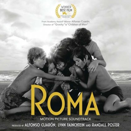 VINYLO.SK | OST - ROMA (MUSIC INSPIRED BY THE FILM) [CD]