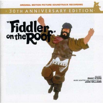 VINYLO.SK   OST ♫ FIDDLER ON THE ROOF (1971 FILM CAST) [CD] 0724353526627