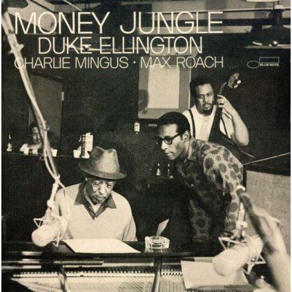 VINYLO.SK | ELLINGTON DUKE ♫ MONEY JUNGLE [CD] 0724353822729