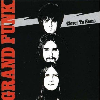 VINYLO.SK | GRAND FUNK RAILROAD ♫ CLOSER TO HOME [CD] 0724353938024