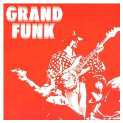 VINYLO.SK | GRAND FUNK RAILROAD ♫ GRAND FUNK [CD] 0724353938123