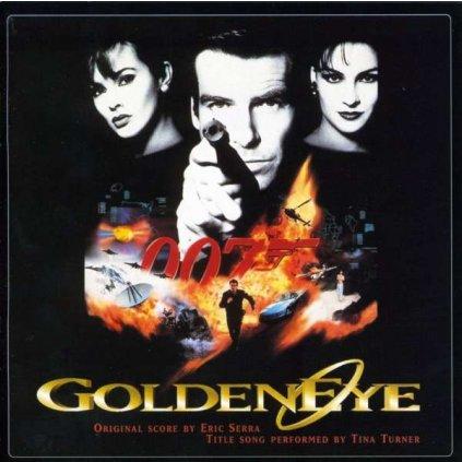 VINYLO.SK | OST ♫ BOND / GOLDEN EYE [CD] 0724354142321