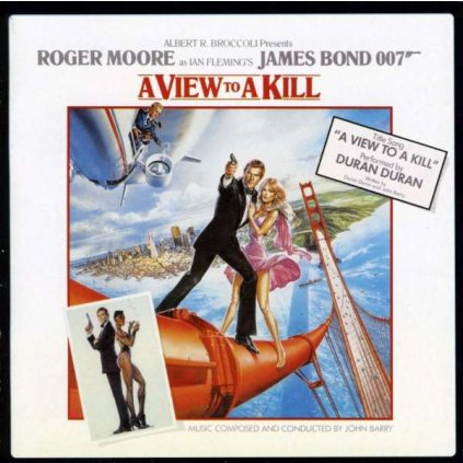 VINYLO.SK | OST ♫ BOND / A VIEW TO A KILL [CD] 0724354144820