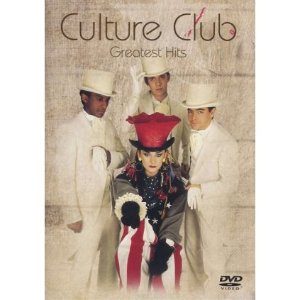 VINYLO.SK | CULTURE CLUB ♫ GREATEST HITS [DVD] 0724354415791